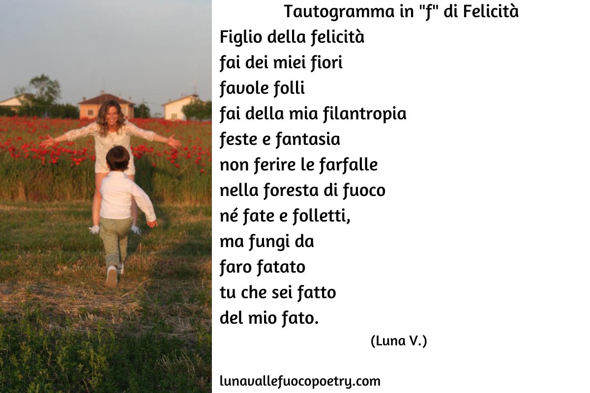 Poesia sulla felicità